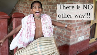 The only way is kirtan