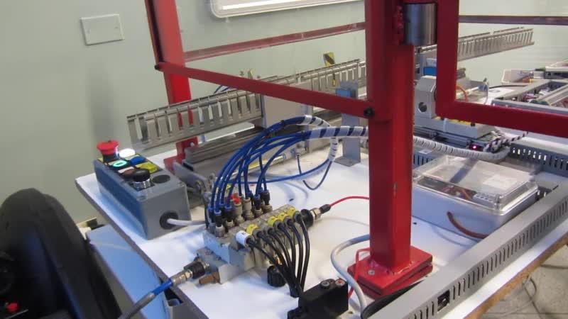 Esposizione trapano automatizzato presso Istituto Salesiano Don Bosco Brescia