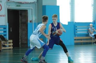 Финал 4-х. ПОБЕДА-KIDS U12