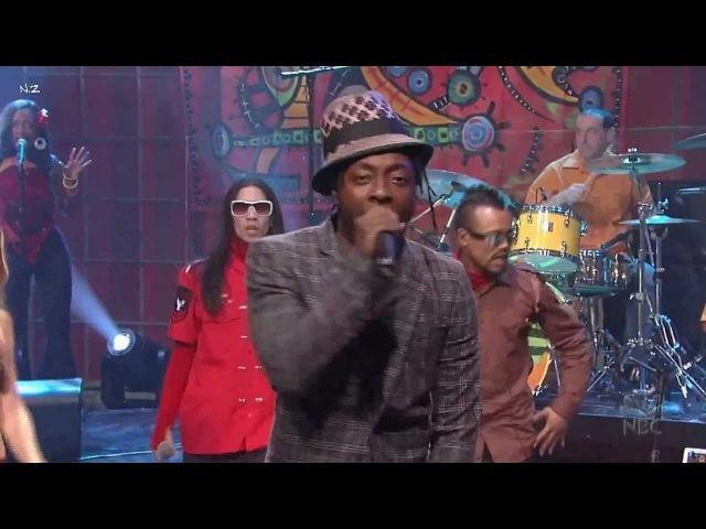 Sergio Mendes / Black Eyed Peas - Mas Que Nada Live at The NBC HD