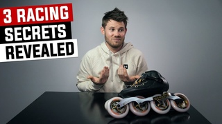 3 Racing Secrets Revealed By 28 Time Inline Speed Skating World Champion Joey Mantia