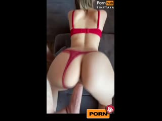 Beautiful Big Booty Teen Perfect Doggystyle Fuck