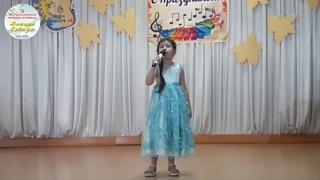 Поющая Сибирь. Жаркова Диана