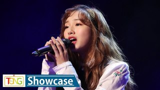 Kriesha Chu(크리샤 츄) 'Falling Star' Showcase Stage (쇼케이스, Pentagon, Hui, 펜타곤, 후이)