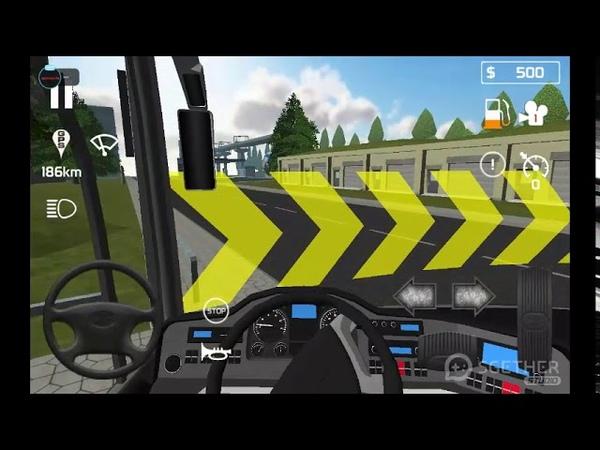 Автобус симулятор 1 Серия 2020 Пассажиры
