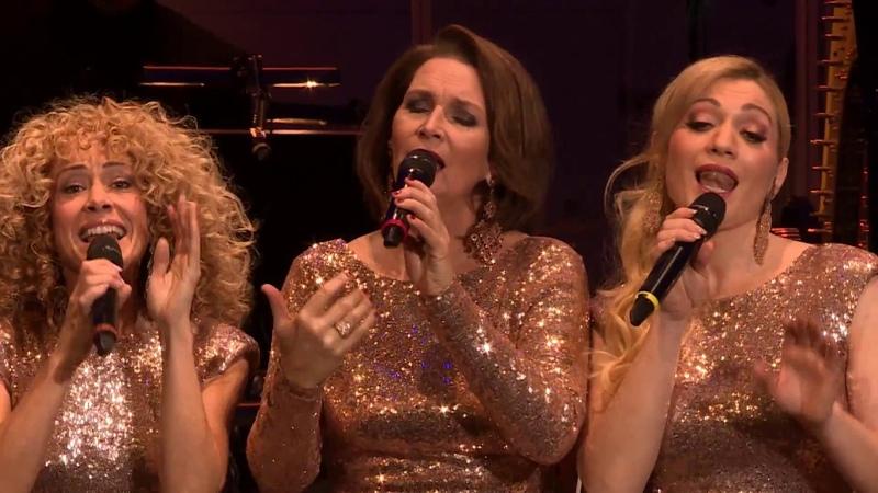 THE MUSIC OF JAMES BOND Bond Medley with Nazide Aylin Maya Hakvoort and Sandra Pires смотреть онлайн без регистрации