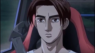 Initial D 5th Stage - Jager - I Won't Fall Apart