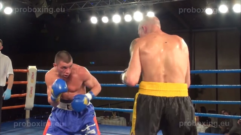Pavel Semjonov(EST) VS Dmitrij Ovsjannikov(LAT) Magadan Fights 27.12.2014