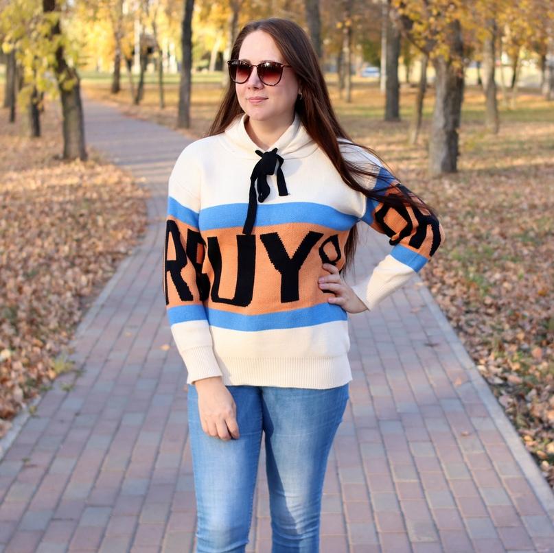 Сегодня покажу вам интересный свитер с капюшоном из магазина NIJIUDING Official Store.