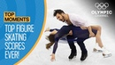 Highest Ever Olympic Figure Skating Scores Top Moments