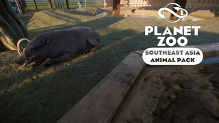 Planet Zoo - Southeast Asia - Обзор обновления #3