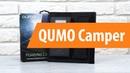 Распаковка портативного аккумулятора QUMO Camper Unboxing QUMO Camper