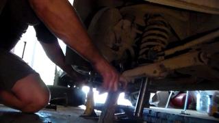 Сборка передней подвески ваз 2101-2107.Как быстро и главное безопасно поставить переднюю пружину .