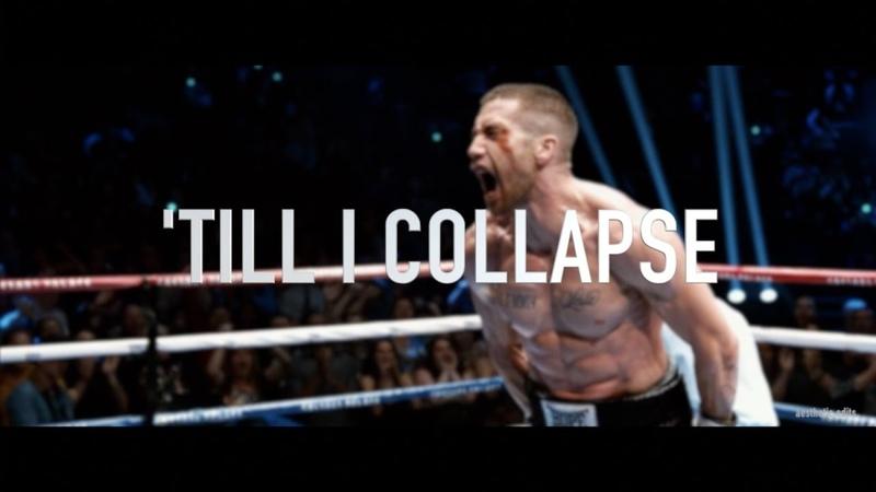 Jake Gyllenhaal 'Till I Collapse