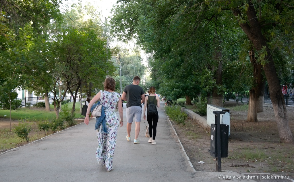 Астраханская улица, Саратов 2020