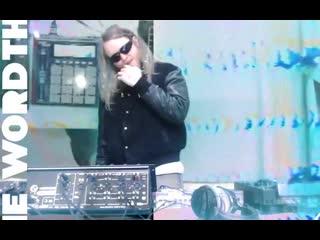 SFV Acid live @ The Word Radio (Belgium)