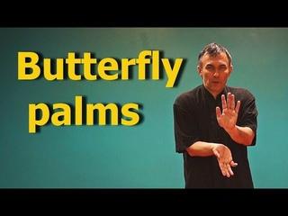 Minghe quan: Butterfly palms