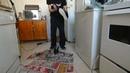 Je teint! des running shoes en plus foncé noir. Des souliers trouvé dans lmétro