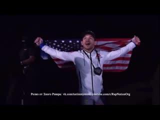 Майкл Чендлер vs Дэн Хукер. Полный бой. Запись с РЕН ТВ. Прямой эфир. UFC 257 Накаут