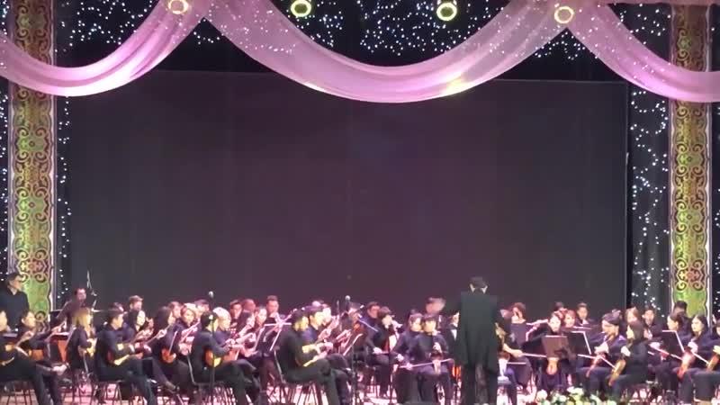 Саундтрек Игры престолов на казахских народных инструментах