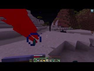Как пройти minecraft не ломая блоков
