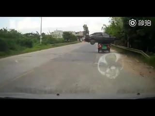 Как перевезти авто на байке