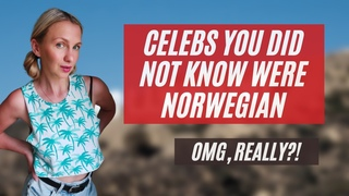 CELEBRITIES YOU DID NOT KNOW ARE NORWEGIAN I Hollywood stars from Norway I Surprising facts