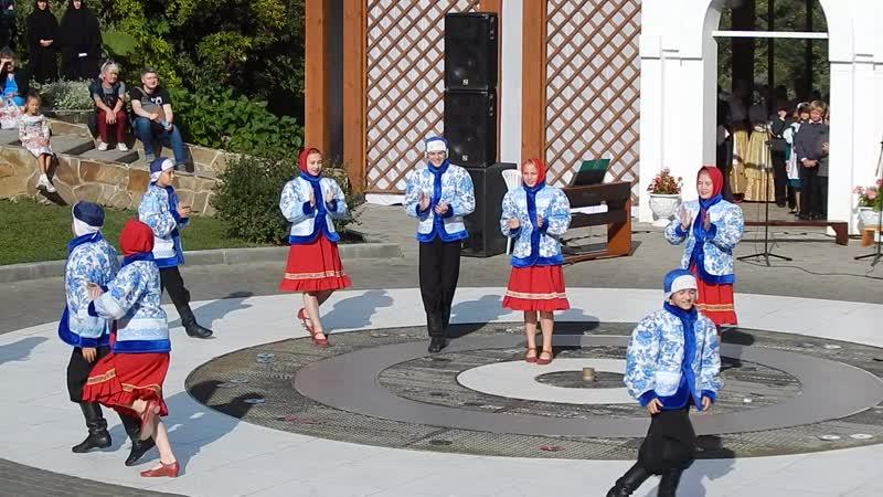 Владимир Патриаршие сады Форум Андрея Боголюбского 06 09 2020