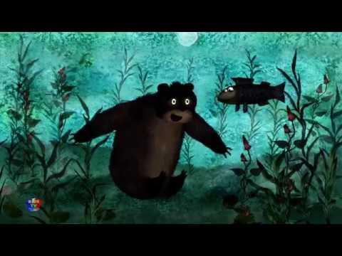 Медвежьи истории популярные детские истории мультики для детей Гора самоцветов Bear's Story