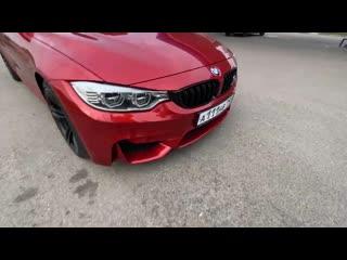 Выкупил лучший авто для Лета! BMW M4 с минимальным пробегом по супер цене