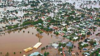 ВИКТОРИЯ Более 200 000 домов! ⚡️ Самое сильное наводнение за 40 лет в штате Виктория, Австралия
