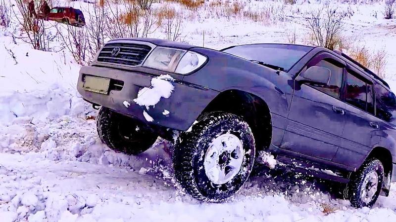 Offroad горки сломанные БАМПЕРА Посадили Audi Блондинка на TOYOTA Subaru тащит Гелик решает