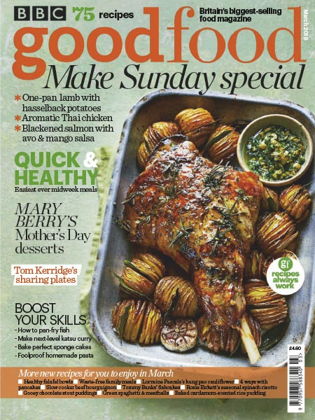 BBC Good Food UK 03.2019