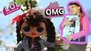 Кукла ЛОЛ ОМГ Бизи Биби ! LOL Surprise OMG Busy B.B. Обзор и распаковка LOL OMG Fashion Dolls