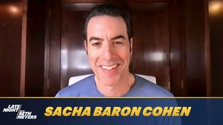 The Secret Service Detained Sacha Baron Cohen for Breaking into CPAC Dressed as Trump