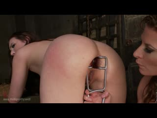 Ariel X, Casey Calvert (Trial by Ass fucking. Bewitched Asshole gets a medieval punishment) EverythingButt