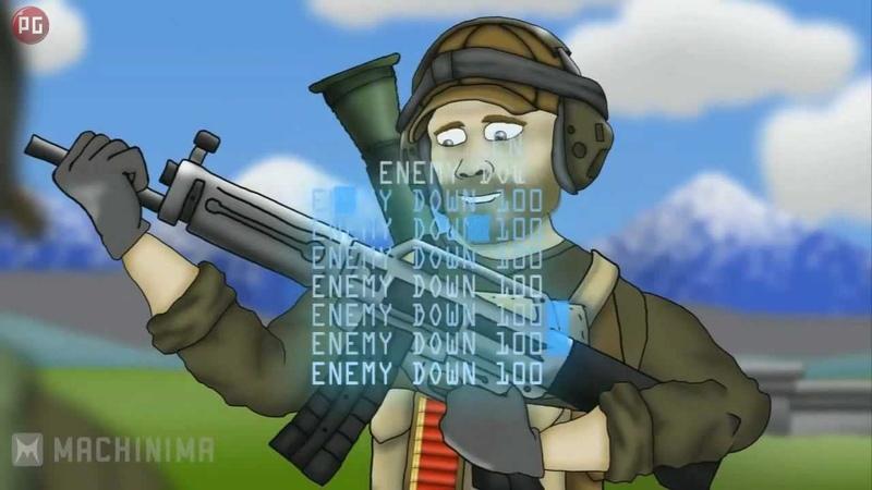 Друзья по Battlefield USAS 12 Фраги