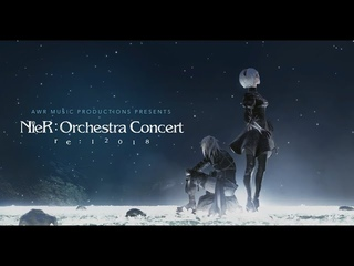 NieR Orchestra Concert 12018 (, Yokohama) Full Blu-Ray