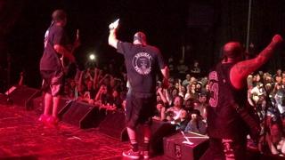 SUICIDAL TENDENCIES with Freddy Madball 'War Inside My Head/Subliminal' live in Salt Lake City, UT