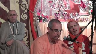Садху-Санга. .Киртан Ниранджана Свами.