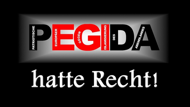 PEGIDA hatte Recht
