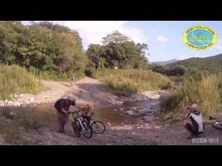 Велоклуб Находка Черный куст 2013