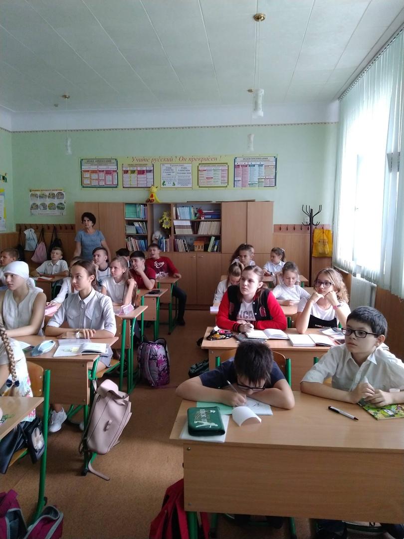 Донецкая республиканская библиотека для детей, занятия с детьми, в библиотеке интересно, отдел обслуживания учащихся 5-9 классов