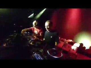 02. Storm Crew (DJ Dan b2b DJ Groove) & MC V - Live at Big Rewind (Arbat-Hall 04-11-2018)