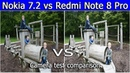 Nokia 7.2 vs Redmi Note 8 Pro camera test comparison || Camera Review